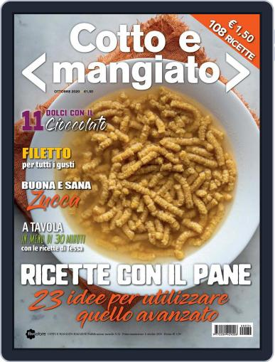 Cotto e Mangiato (Digital) October 1st, 2020 Issue Cover
