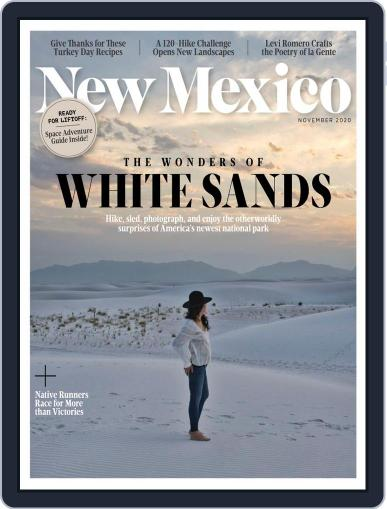 New Mexico (Digital) November 1st, 2020 Issue Cover