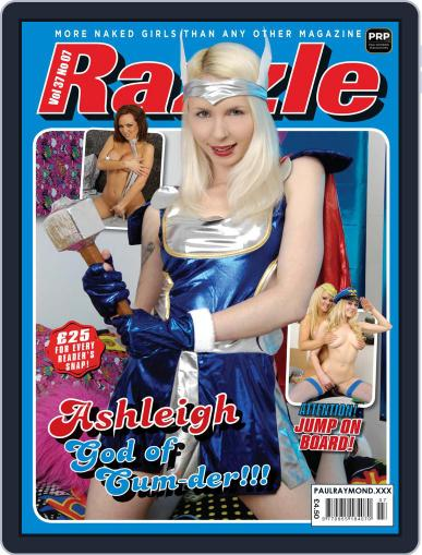 Razzle (Digital) March 8th, 2020 Issue Cover