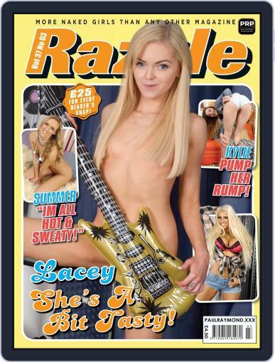 Razzle (Digital) November 8th, 2019 Issue Cover