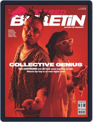 The Red Bulletin Magazine (Digital) November 1st, 2021 Issue Cover