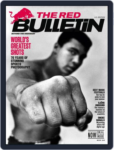 The Red Bulletin (Digital) May 1st, 2017 Issue Cover