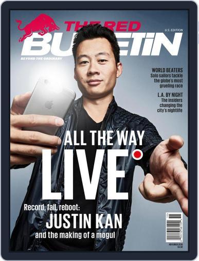 The Red Bulletin November 1st, 2016 Digital Back Issue Cover