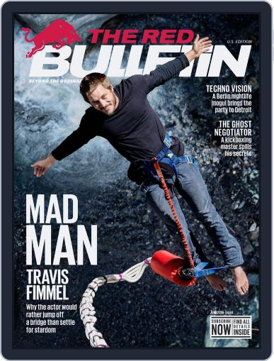 The Red Bulletin (Digital) June 1st, 2016 Issue Cover