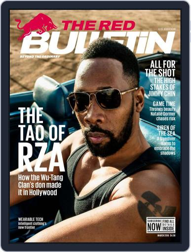 The Red Bulletin March 1st, 2016 Digital Back Issue Cover
