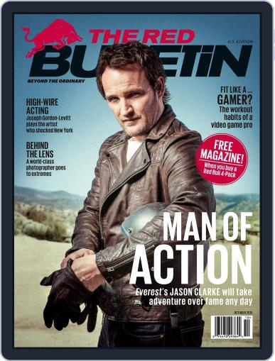 The Red Bulletin October 1st, 2015 Digital Back Issue Cover