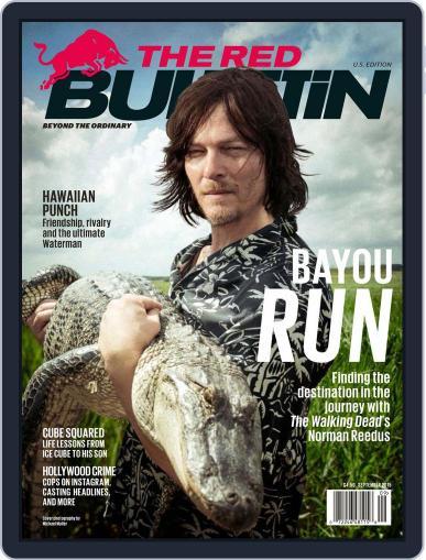 The Red Bulletin (Digital) September 1st, 2015 Issue Cover