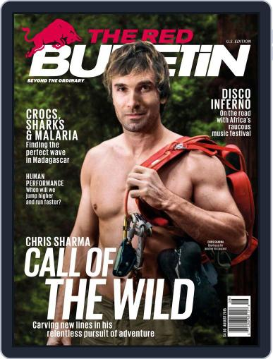 The Red Bulletin (Digital) August 1st, 2015 Issue Cover