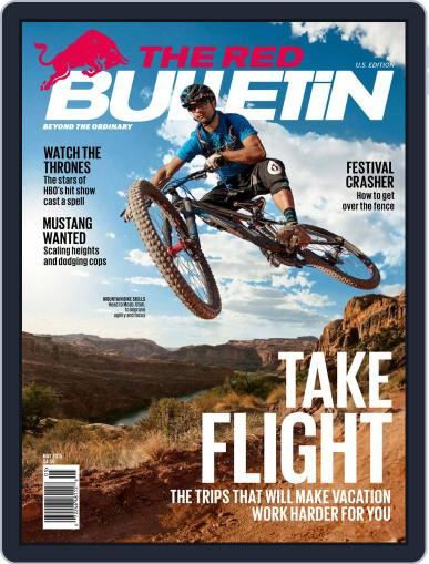 The Red Bulletin (Digital) April 29th, 2015 Issue Cover