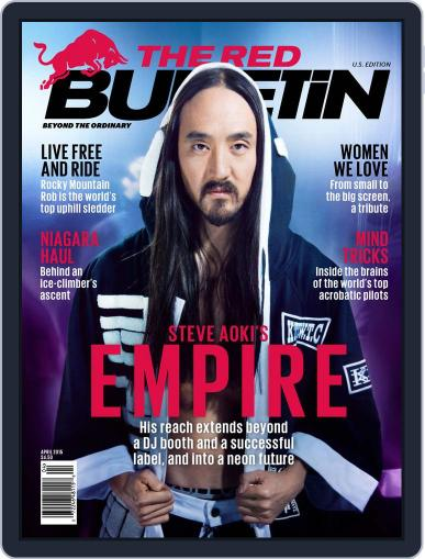 The Red Bulletin April 1st, 2015 Digital Back Issue Cover
