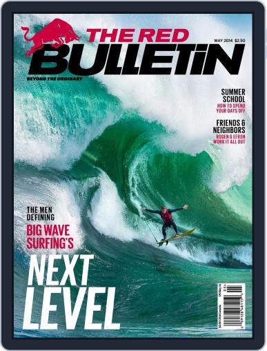 The Red Bulletin (Digital) April 7th, 2014 Issue Cover