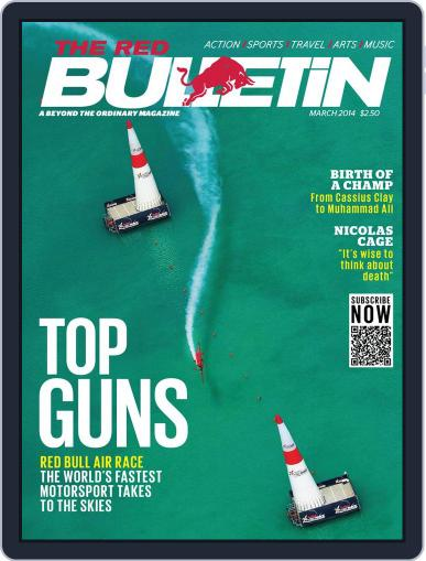 The Red Bulletin (Digital) February 14th, 2014 Issue Cover