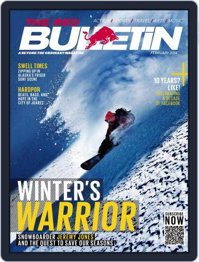 The Red Bulletin January 13th, 2014 Digital Back Issue Cover
