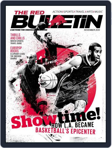 The Red Bulletin (Digital) October 15th, 2013 Issue Cover