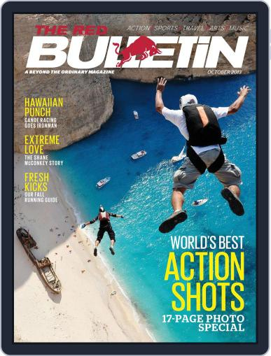 The Red Bulletin (Digital) September 17th, 2013 Issue Cover