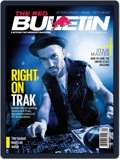 The Red Bulletin (Digital) August 13th, 2013 Issue Cover