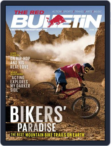 The Red Bulletin June 27th, 2013 Digital Back Issue Cover