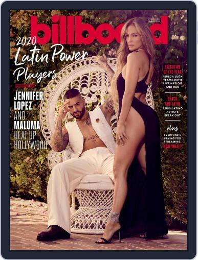 Billboard (Digital) October 17th, 2020 Issue Cover