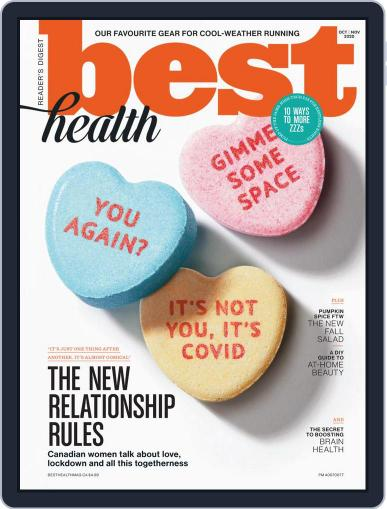 Best Health October 1st, 2020 Digital Back Issue Cover