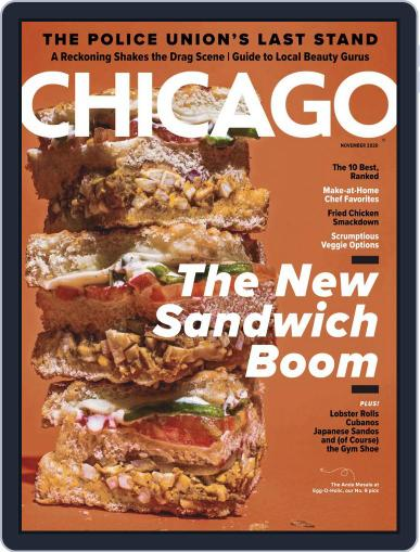 Chicago (Digital) November 1st, 2020 Issue Cover