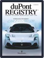 duPont REGISTRY (Digital) Subscription November 1st, 2020 Issue