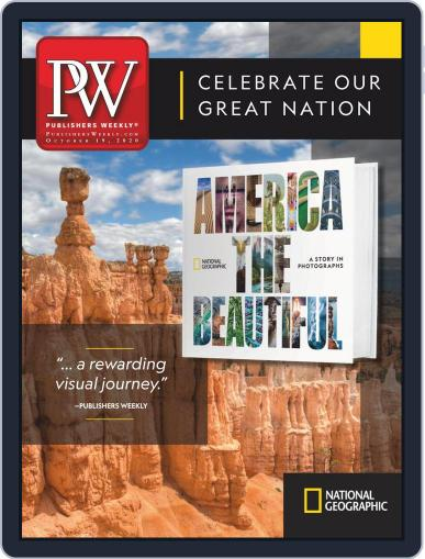Publishers Weekly (Digital) October 16th, 2020 Issue Cover
