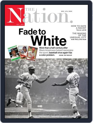 The Nation (Digital) November 2nd, 2020 Issue Cover