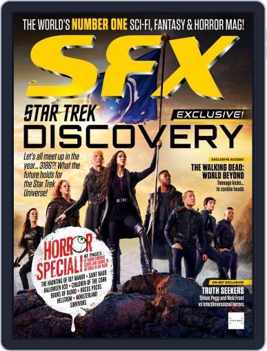 SFX November 1st, 2020 Digital Back Issue Cover