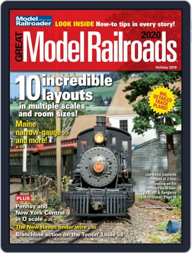 Great Model Railroads Magazine (Digital) September 27th, 2019 Issue Cover