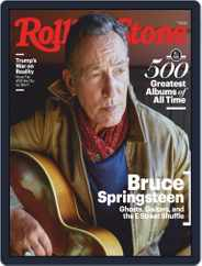 Rolling Stone (Digital) Subscription October 1st, 2020 Issue