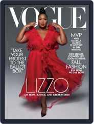 Vogue (Digital) Subscription October 1st, 2020 Issue