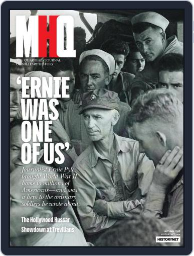 MHQ: The Quarterly Journal of Military History (Digital) September 29th, 2020 Issue Cover