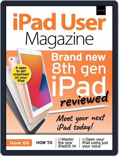 Ipad User (Digital) October 1st, 2020 Issue Cover