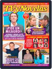 TV y Novelas México (Digital) Subscription October 19th, 2020 Issue