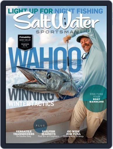 Salt Water Sportsman (Digital) November 1st, 2020 Issue Cover