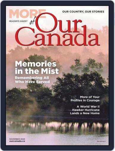 More of Our Canada (Digital) November 1st, 2020 Issue Cover