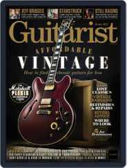 Guitarist (Digital) Subscription November 1st, 2020 Issue
