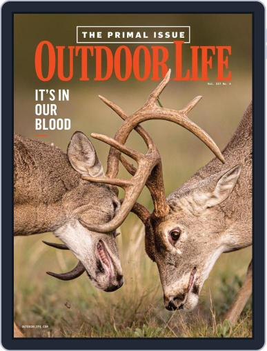 Outdoor Life October 7th, 2020 Digital Back Issue Cover