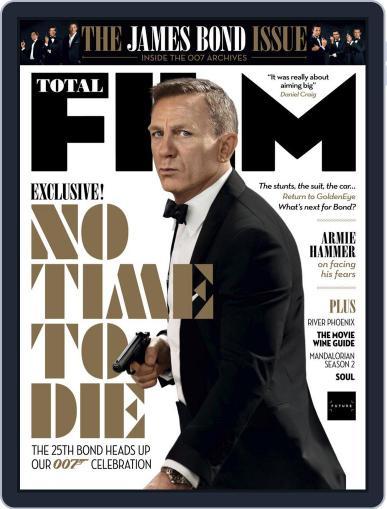 Total Film November 1st, 2020 Digital Back Issue Cover