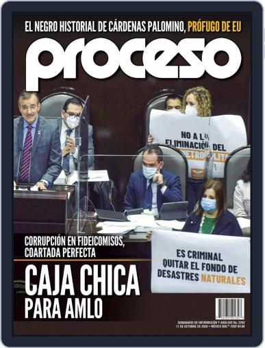 Proceso October 11th, 2020 Digital Back Issue Cover