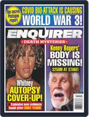 National Enquirer (Digital) Subscription October 26th, 2020 Issue