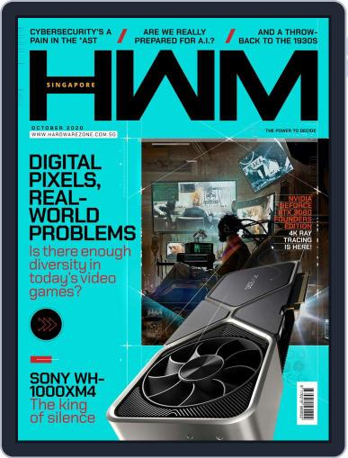 HWM Singapore October 1st, 2020 Digital Back Issue Cover