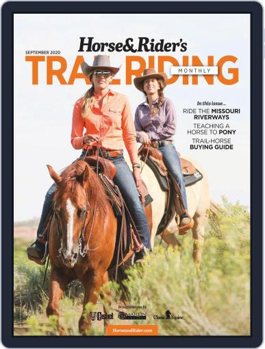 Horse & Rider (Digital) September 1st, 2020 Issue Cover
