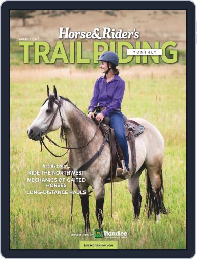 Horse & Rider (Digital) August 1st, 2020 Issue Cover