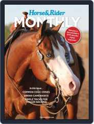 Horse & Rider (Digital) Subscription February 1st, 2020 Issue