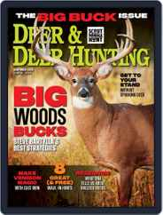 Deer & Deer Hunting (Digital) Subscription November 1st, 2020 Issue
