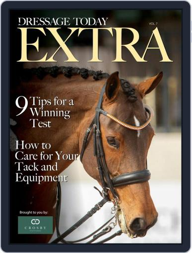 Dressage Today August 18th, 2020 Digital Back Issue Cover