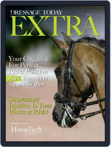 Dressage Today (Digital) August 17th, 2020 Issue Cover