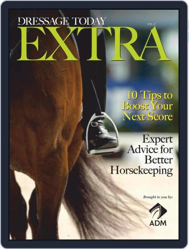 Dressage Today August 14th, 2020 Digital Back Issue Cover