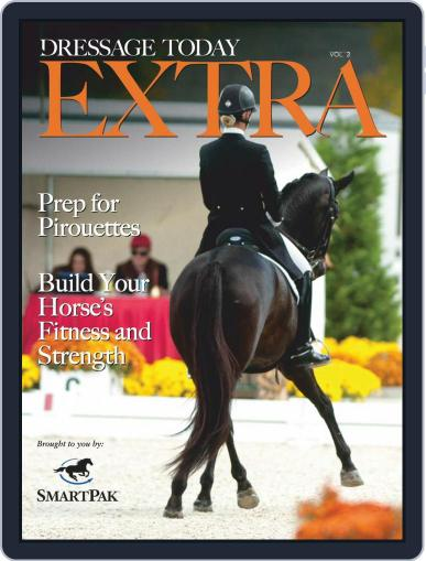 Dressage Today August 13th, 2020 Digital Back Issue Cover